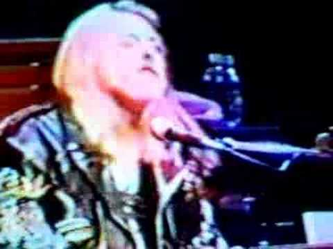 Gregg Allman Band . I`m No Angel . 12.16.94
