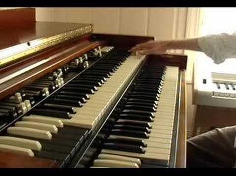 Santana - Se a Cabo organ