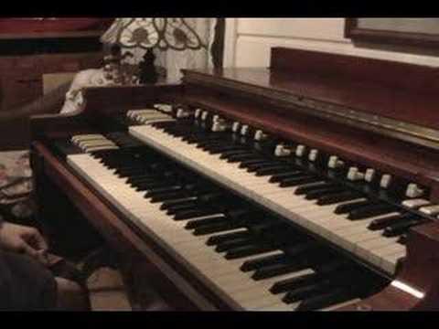 Santana - Jingo (Jin-Go-Lo-Ba) organ