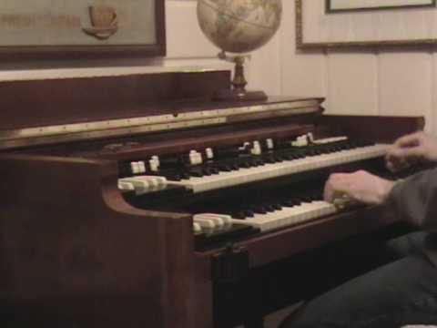 Santana - Oye Como Va organ