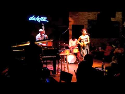 "gretchen parlato ""juju"" live @ the dakota"