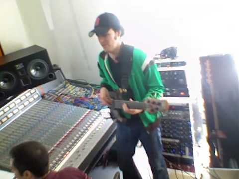 In Studio: Triptych II with Justin Vasquez, Jojo Mayer and Janek Gwizdala