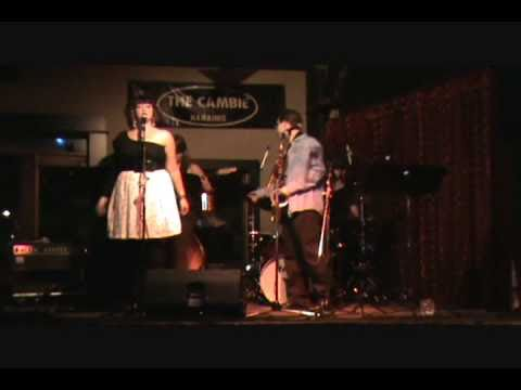 "Sydney Needham Quintet - ""I Could Write a Book"""