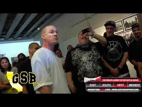 Golden State Bullies presents: Konshis Pilot vs. Sean Blak