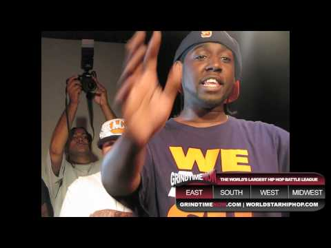 Grind Time Now presents: Jess Jamez vs Ivan Da Great