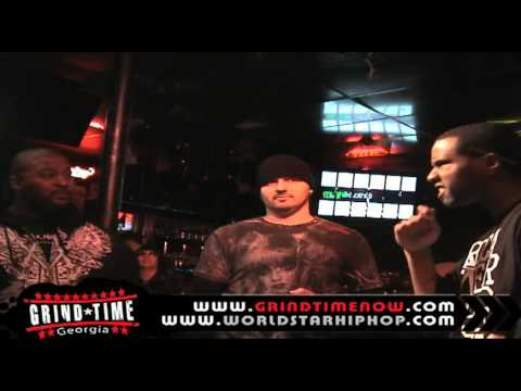 Grind Time Now Presents: Chicago`s Own vs Carter Deems