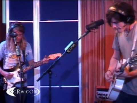 "Grouplove performing ""Tongue Tied"" on KCRW"
