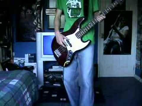 Rage Against the Machine - Guerilla Radio bass cover