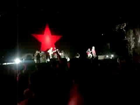 Rage Against The Machine Live Oxegen 2008 GUERILLA RADIO!!