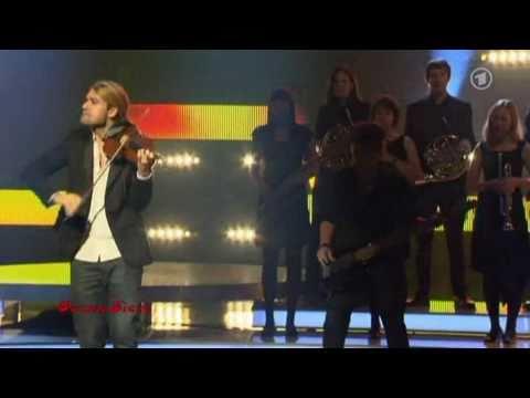 David Garrett - Live And Let Die (Verstehen Sie Spa� 2010)