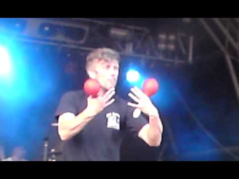 Happy Mondays Bez Guilfest 2009