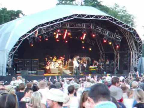 Billy Idol In the summertime Guilfest 2006