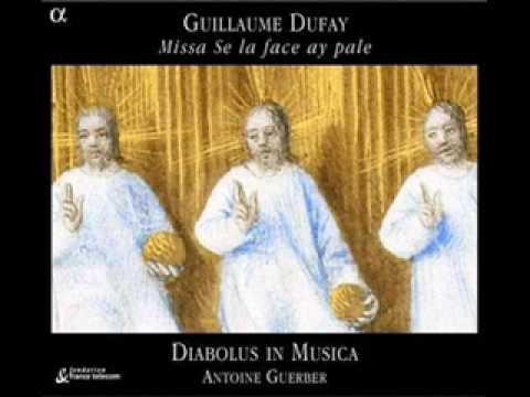 "Guillaume Dufay - Missa ""Se la face ay pale"" (1/5)."