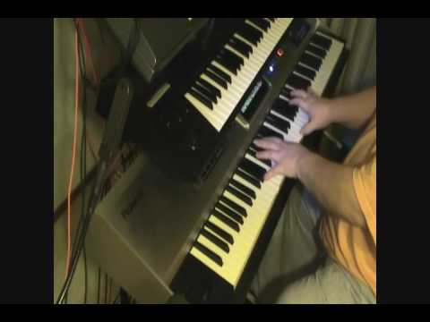 Gone But Not Forgotten By Rick Wakeman - Performed By Chris Huebner