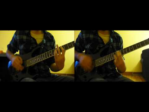 Rise against - Prayer of the Refugee Guitar Cover
