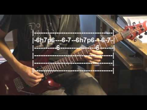 guitar lesson 13: Sweet Leaf- Black Sabbath