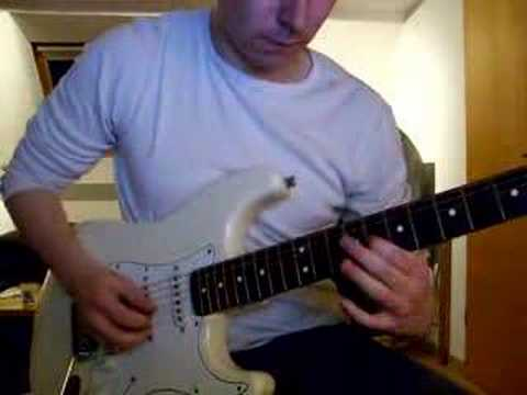 "TIMBALAND ""APOLOGIZE"" - Guitar Solo Jam"