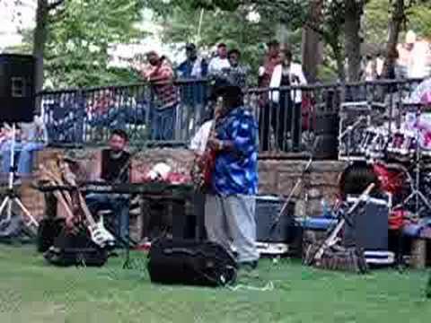 Guitar Shorty - Phelan Park, Birmingham AL