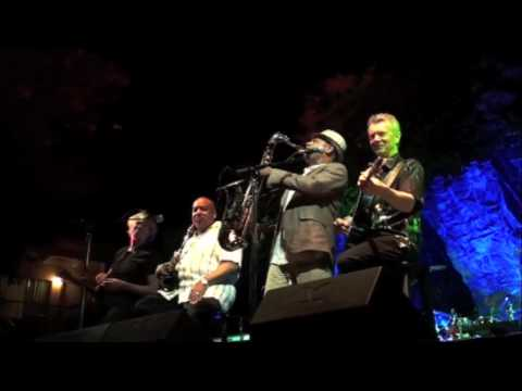 Influences - Guitars and Saxes 2010 Live - Radisson Sacramento 2010