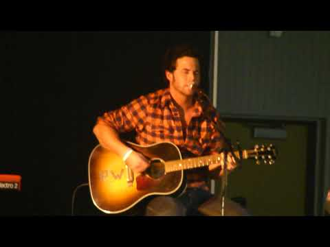 David Nail - Strangers On A Train - Rochester, NY 11/4/09
