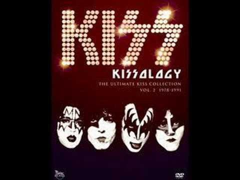 kiss - love gun