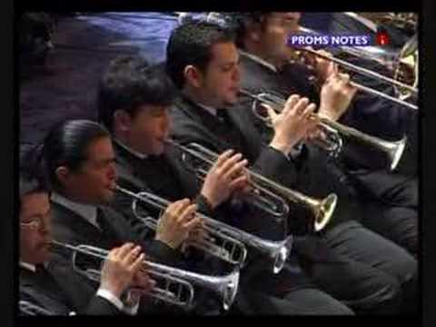 Gustavo Dudamel / SBYOV Shostakovich Symphony 10.mvt I 3/4