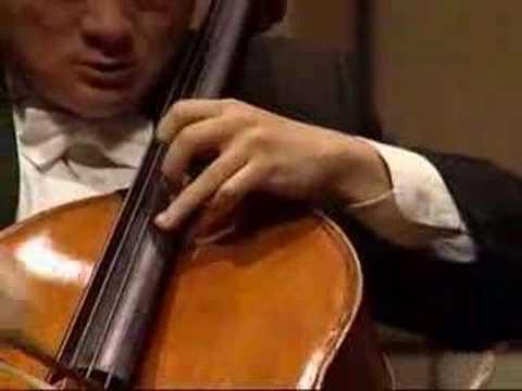 Gustavo Dudamel Jian Wang Dvorak Cello Concerto 1st Mvt.1