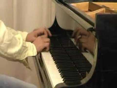 Gustavo Corrales Romero plays GINASTERA Malambo