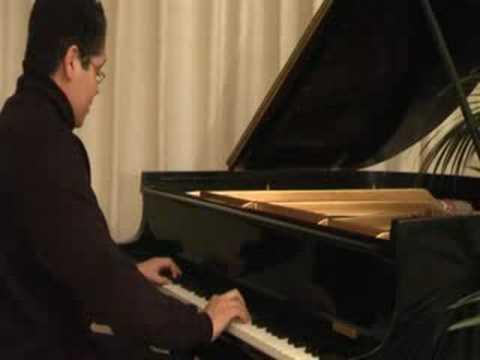 Gustavo Corrales Romero plays CATURLA Preludio #3