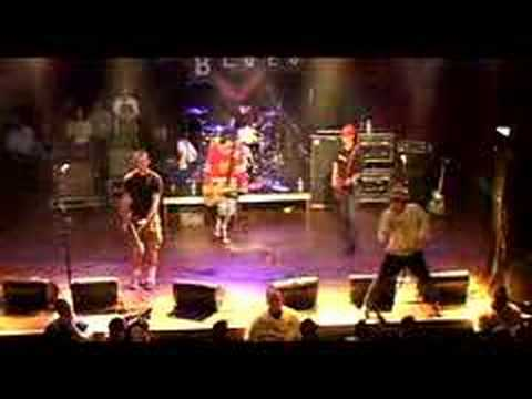 "Guttermouth - ""Asshole"" (Live Clip - 2003) The Show Must Go Off!"