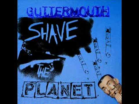 Guttermouth-God, Steve McQueen (The work song)