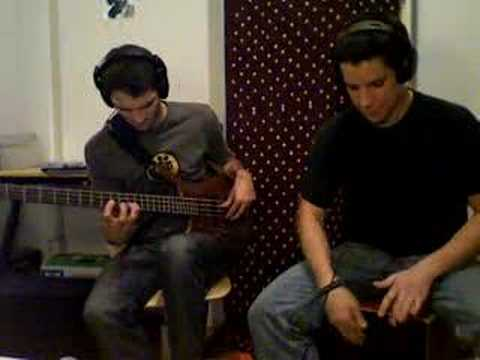 "Laurent Salzard & Pablo Eluchans ""All Blues 9/8"""