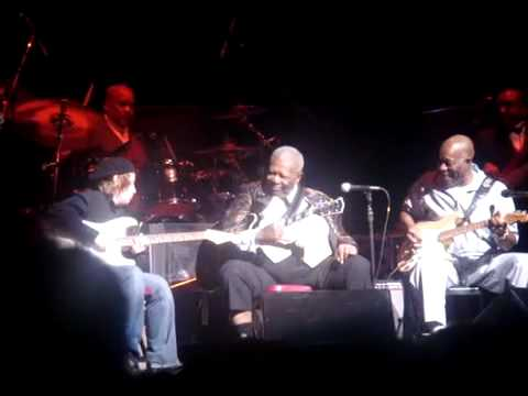 BB King Buddy Guy & Quinn Sullivan Instrumental Live