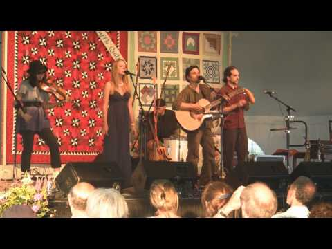 La Serena - Guy Mendilow Band at Champlain Valley Folk Festival 2010