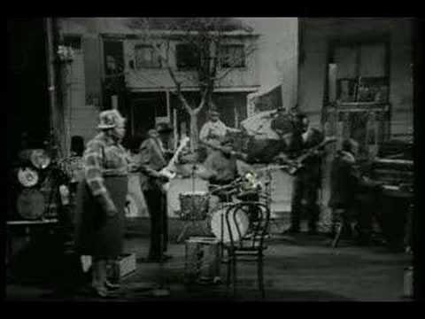 Big Mama Thornton ft. Buddy Guy - Hound Dog