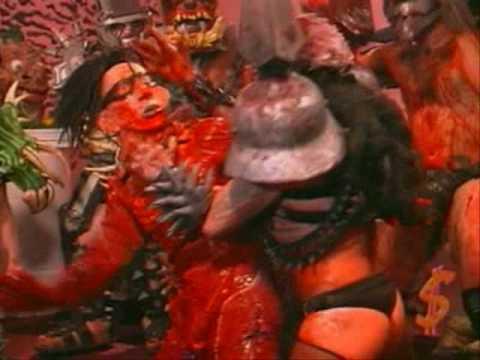 GWAR kills Marilyn Manson