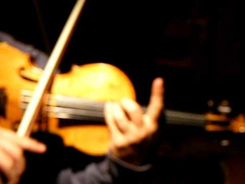 SPANISH VIOLIN, Zigeunerweisen - Gypsy Airs by Sarasate, Sound Sample, Eboyinc