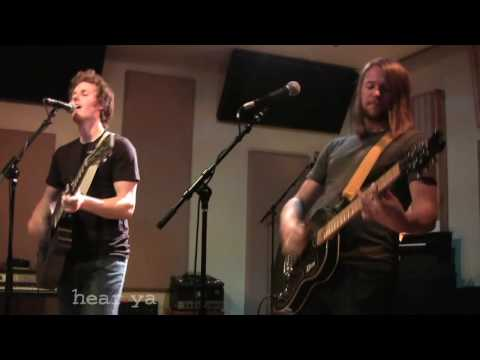 "Ha Ha Tonka - ""Hold My Feet To The Fire"" - HearYa Live Session 5/3/09"