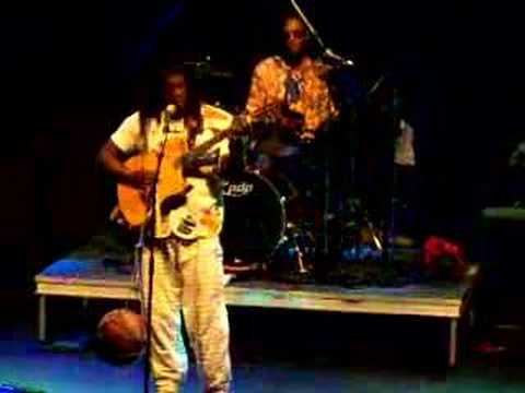 "Habib Koite & Bamada ""Afriki"" Highline Ballroom NYC"