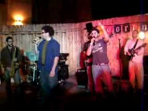 Hadag Nachash Cover Band Nahag Chadash
