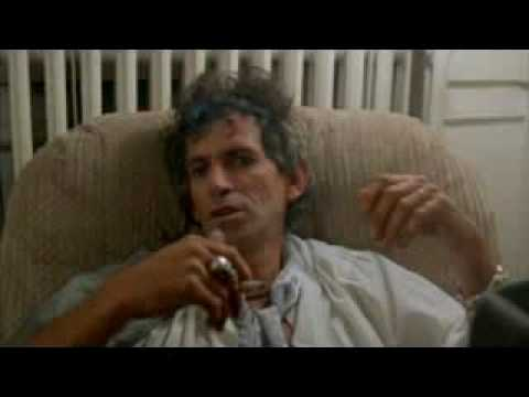 Chuck Berry vs Keith Richards! -Hilarious