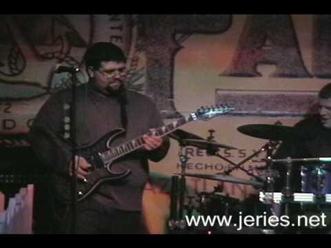 "halfMute w/ Jeries Alfreih ""Esperame"" (Solo) December 6, 2009"