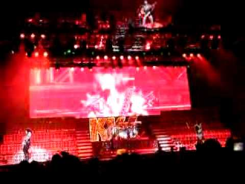 Kiss concert at halifax gene simmons