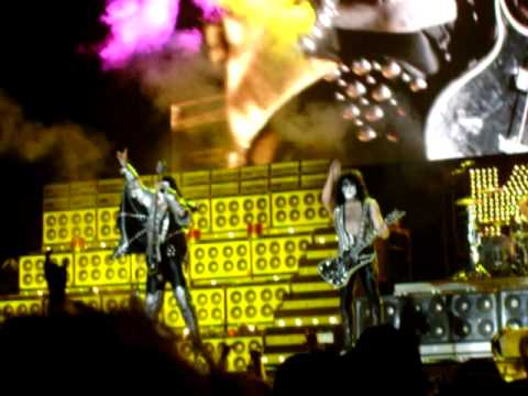Halifax Rocks 2009 - KISS