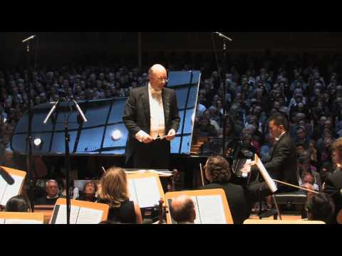 Edvard Grieg Piano Concerto - 2, Volker Hartung & Wang haijie, soloist