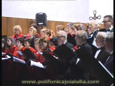 Coral Polif�nica Joia Alella - Hallelujah de Haendel