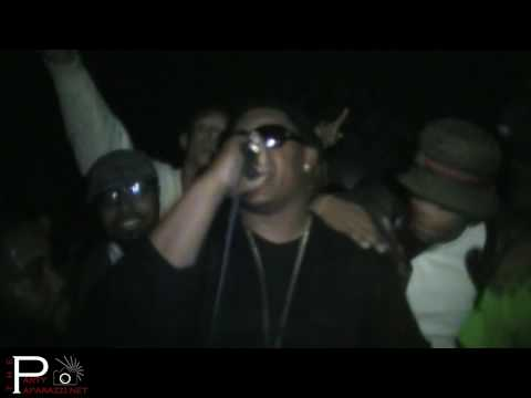 "10-31-09 | P-NYCE PERFORMS ""BITCH I LOOK GOOD"" 