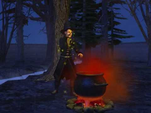 This is Halloween [Sims 2]