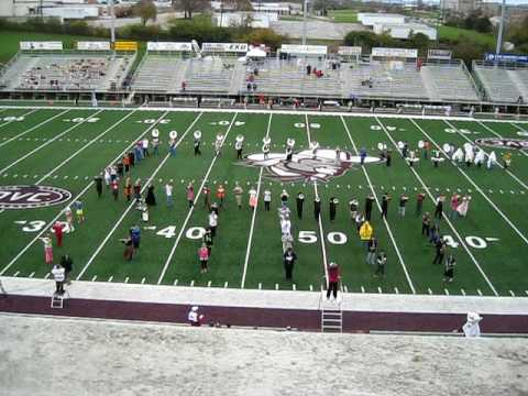 Eastern Kentucky University Marching Band- Halloween 2009
