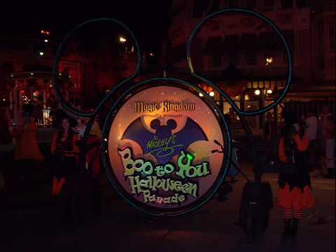 Mickey`s Boo To You Parade Soundtrack
